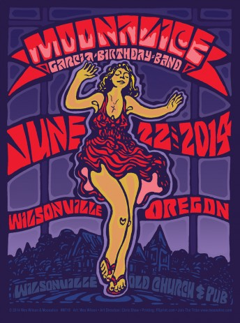 2014-06-22 @ Wilsonville Old Church & Pub - free show