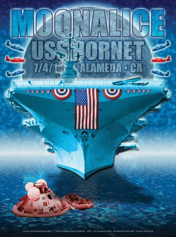 2014-07-04 @ USS Hornet