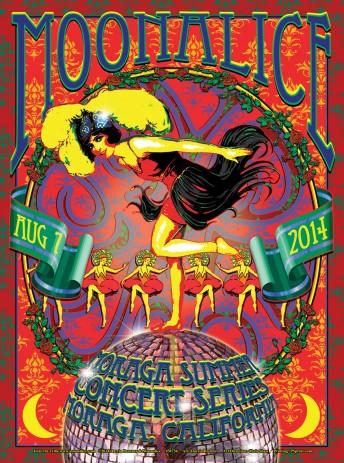 2014-08-07 @ Moraga Summer Concert Series