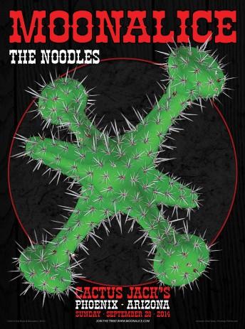 2014-09-28 @ Cactus Jacks