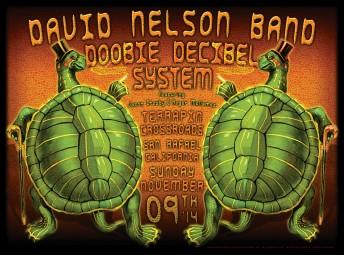 2014-11-09 @ Doobie Decibel System @ Terrapin Crossroads