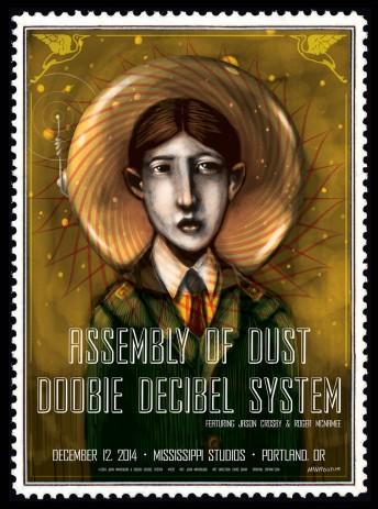 2014-12-12 @ Doobie Decibel System @ Mississippi Studios