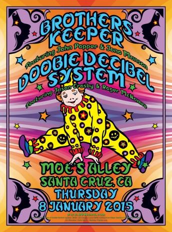 2015-01-08 @ Moe's Alley