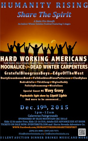 2015-12-19 @ Butte Fire Benefit @ Calaveras Fairgrounds