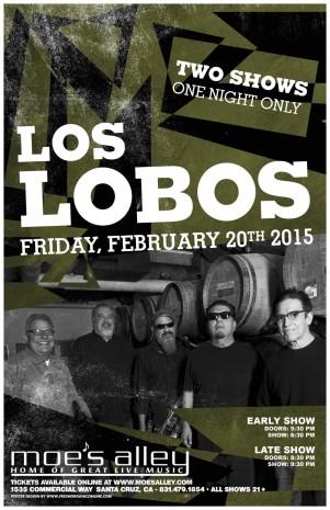 2015-02-20 @ Special Los Lobos Stream!