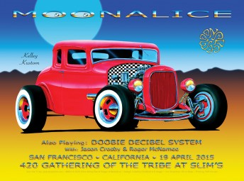 2015-04-19 @ 4/20 Gathering Of The Tribe Celebration @ Slim's!!!