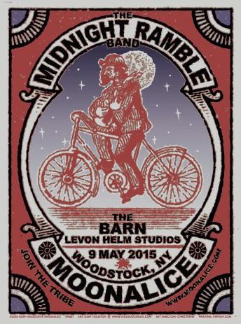 2015-05-09 @ The Barn @ Levon Helm Studios