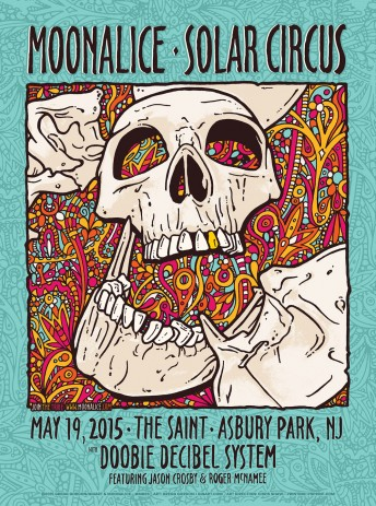 2015-05-19 @ The Saint