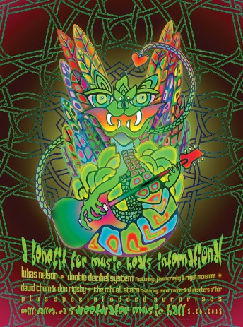 2015-05-26 @ A Benefit for Music Heals International @ Sweetwater Music Hall
