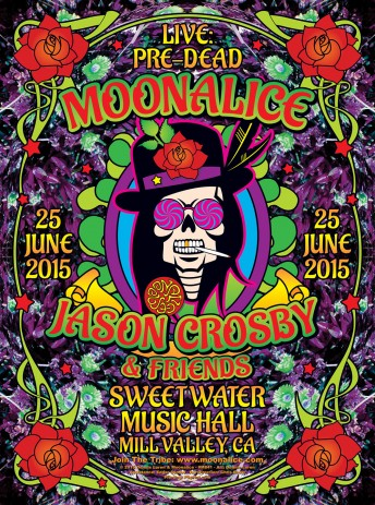 2015-06-25 @ Live: Pre-Dead @ Sweetwater Music Hall