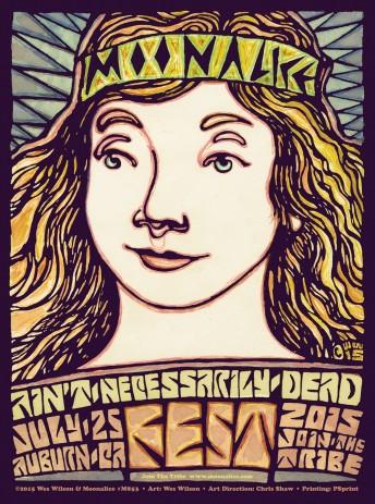 2015-07-25 @ Ain't Necessarily Dead Fest