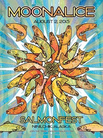 2015-08-02 @ Salmonfest Alaska