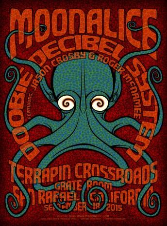 2015-09-18 @ Terrapin Crossroads Grate Room