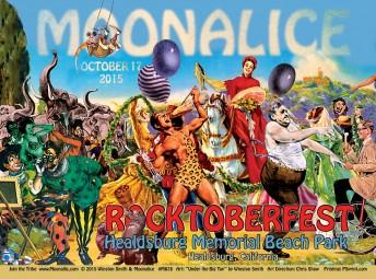 2015-10-17 @ Rocktoberfest @ Healdsburg Memorial Beach Park