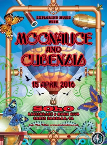 2016-04-15 @ Soho Music Club