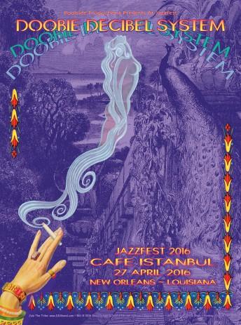 2016-04-27 @ Cafe Istanbul Jazzfest