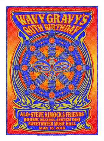 2016-05-15 @ Wavy Gravy's 80th Birthday @ Sweetwater Music Hall