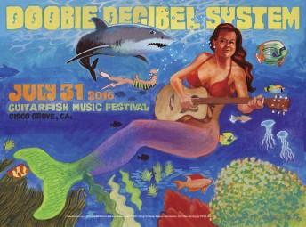 2016-07-31 @ Guitarfish Music Festival