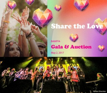 2017-05-02 @ Summer of Love Surrealistic Superjam (BAMPFA Gala & Auction) @ The UC Theatre