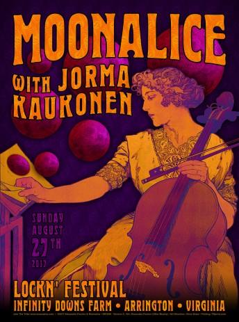 2017-08-27 @ LOCKN' Festival with Jorma Kaukonen
