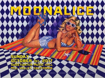 2017-10-01 @ Sweetwater Music Hall