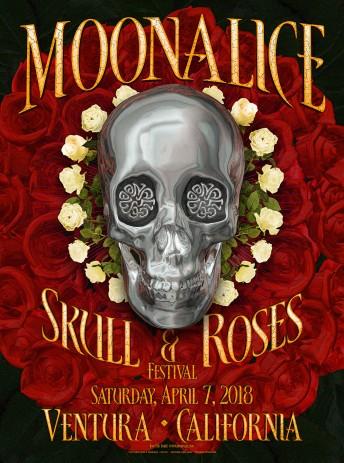 2018-04-07 @ Skull & Roses Festival