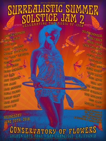 2018-06-20 @ Surrealistic Summer Solstice Show in Golden Gate Park