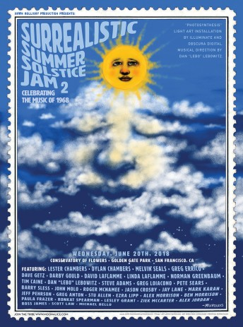 2018-06-20 @ Summer Solstice Show in Golden Gate Park
