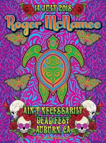 2018-07-14 @ Roger McNamee @ Ain't Necessarily Dead Fest