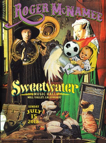 2018-07-15 @ Sweetwater Music Hall