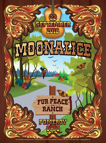 2018-09-22 @ Fur Peace Ranch - SOLD OUT