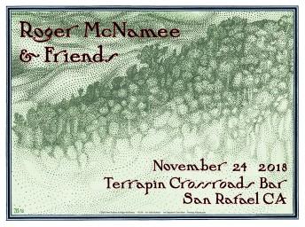2018-11-24 @ Roger McNamee & Friends @ TXR Bar - FREE