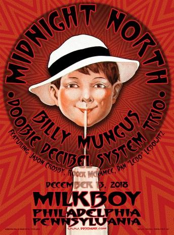 2018-12-13 @ MilkBoy