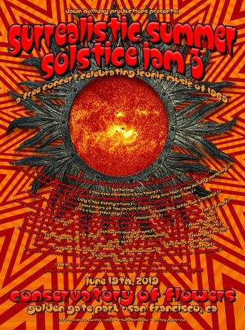 2019-06-19 @ Surrealistic Summer Solstice Jam 3