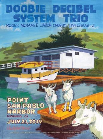 2019-07-21 @ Point San Pablo Harbor