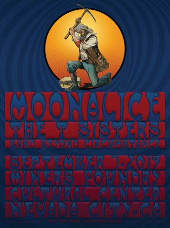 2019-09-07 @ Miner's Foundry Cultural Center with T Sisters and New Chambers Brothers