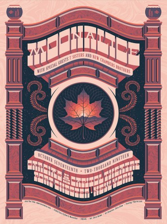 2019-10-17 @ Garcia's @ The Capitol Theatre