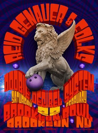 2020-02-22 @ Brooklyn Bowl