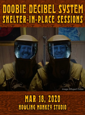 2020-03-18 @ Shelter-In-Place Session #3 from Howling Moon Studios