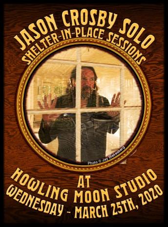 2020-03-25 @ JC Live! (Jason Crosby Solo Livestream)