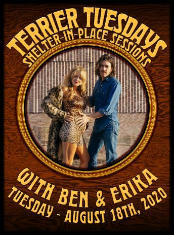 2020-08-18 @ Terrier Tuesday w/ Erika & Ben Shelter-In-Place Session