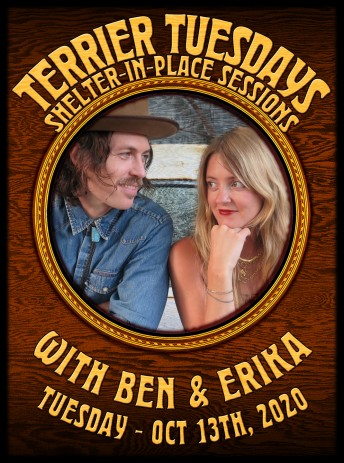 2020-10-13 @ Terrier Tuesday w/ Erika & Ben Shelter-In-Place Session