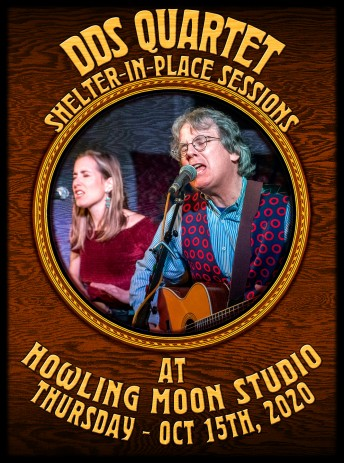 2020-10-15 @ Shelter-In-Place Session #212 at Howling Moon Studios