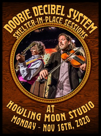 2020-11-16 @ Shelter-In-Place Session #246 at Howling Moon Studios