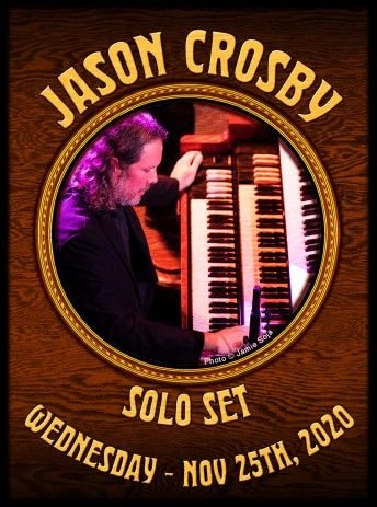 2020-11-25 @ Jason Crosby Shelter-In-Place Session #253 at Howling Moon Studios