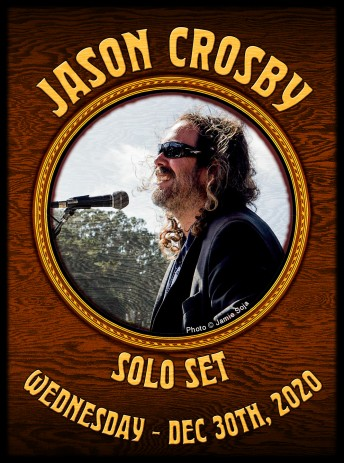 2020-12-30 @ Jason Crosby Shelter-In-Place Session #288 at Howling Moon Studios