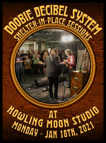 2021-01-18 @ Shelter-In-Place Session #307 at Howling Moon Studios
