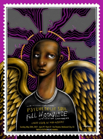 2021-05-30 @ Psychedelic Soul Relix Twitch Stream from The Fox Theatre