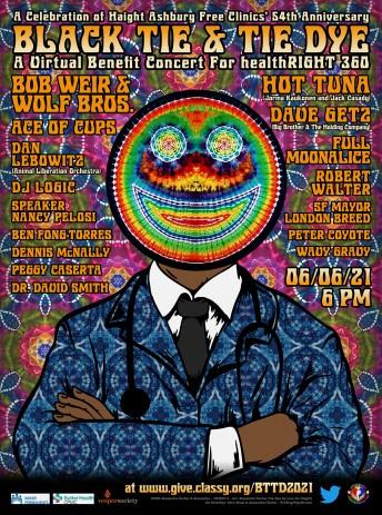 2021-06-06 @ HealthRIGHT 360's Black Tie and Tie Dye Benefit Concert