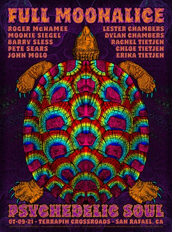 2021-07-20 @ Psychedelic Soul @ Terrapin Crossroads Stream